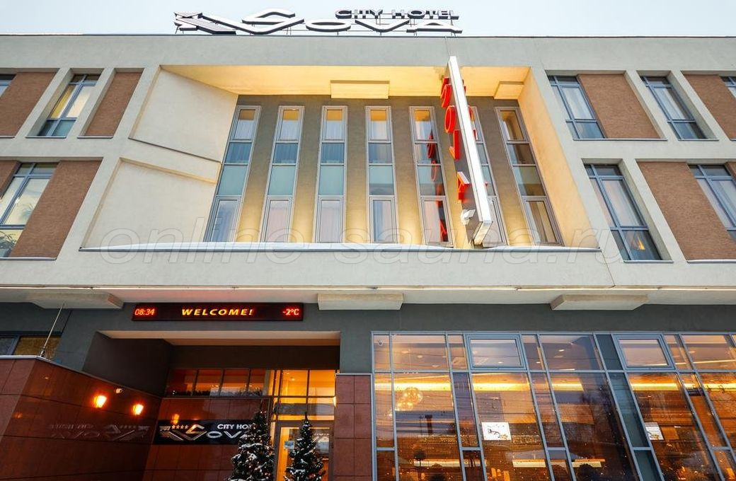 City Hotel Sova, гостиница